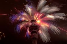 New Year celebrations around the world - in pictures