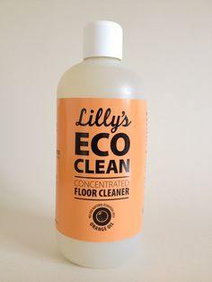We love Lilly's Eco Clean products