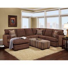 Sofa Trendz Belize Sectional