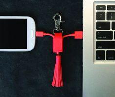 Native Union Power Link Tassel, Micro-USB