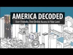 decoding USA law for public in open environment