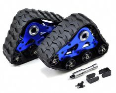 This is an optional Team Integy Traxxas Front Snowmobile & Sandmobile Conversion Kit. If you drive your Traxxas Stampede or Slash in the. Remote Control Cars, Radio Control, Bumper Hitch, Automobile, Slash 4x4, Rc Cars And Trucks, Pinion Gear, Engin, Ford