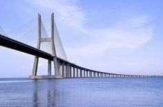 bridge Vasco da Gama - photo by ivan capelo  Lisbon, Portugal