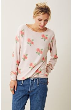 All Things Fabulous Roses Cozy Jumper