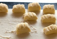 gluten-free ricotta gnocchi is so light, fluffy, and absolutely melts in your mouth   www.grainchanger.com