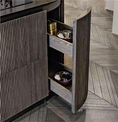 Modern Luxury Kitchens For A Grand Kitchen Küchen Design, Layout Design, House Design, Design Ideas, Home Decor Kitchen, Kitchen Furniture, Furniture Cleaning, Luxury Kitchens, Cool Kitchens