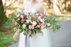 Magnolia Plantation Bridal Portraits | SMM Photography on @acoastalbride via @aislesociety