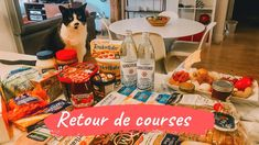 RETOUR DE COURSE - ÉPICERIE DE CONFINEMENT ET ASTUCES Courses, Saturday Morning, Loose Weight, Recipes