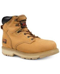 6339f1c3f00 Timberland Pro Men s Pitt Boss Work Boots - Tan Beige 10.5 Timberland Pro