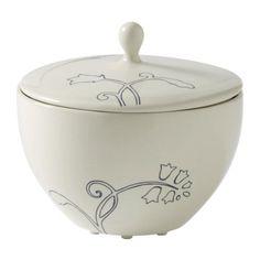 I love this little idea sugar bowl!