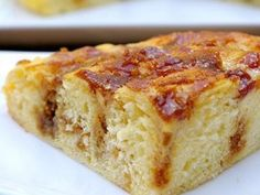 Recette : Tarte au sucre par Amuses bouche Cornbread, Vanilla Cake, Banana Bread, Fondant, French Toast, Deserts, Menu, Sweets, Breakfast