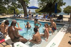 Nudist resort cancun