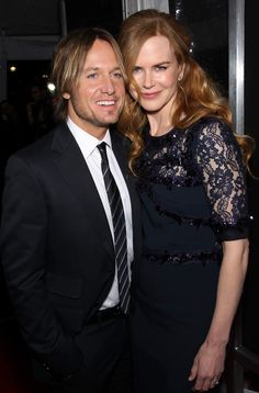My favorite Aussie couple...Keith Urban & Nicole Kidman!