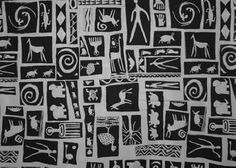Screenprints - Hands and Feet African Prints, Hands, Fabric, Color, Tejido, Tela, Colour, Cloths, Fabrics