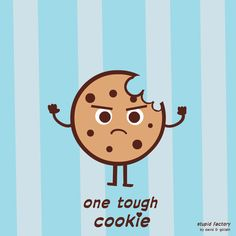Stupid Factory David And Goliath   one tough   cookie   (   (   stupid factory   by david & goliath