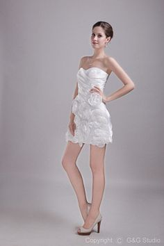 Buy modern sweetheart neck taffeta white mini homecoming dress with flowers from white homecoming dresses collection, sweetheart neckline column/sheath in color,cheap mini length organza dress with zipper and for party cocktail party night club . Junior Pageant Dresses, Homecoming Dresses Knee Length, Prom Dress 2014, Prom Dresses Online, Dresses 2013, Dress Online, Holiday Party Dresses, Prom Party Dresses, Quinceanera Dresses
