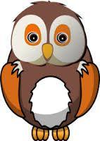 Výsledek obrázku pro sova kreslená