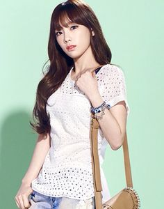 150409 MIXXO poster SNSD-TTS Taeyeon