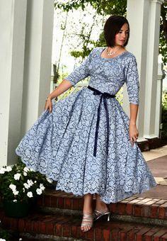 Southern Belle Dress Sewing Pattern