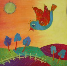 Bird Patterns   Artfabrik