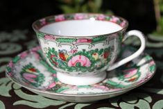 Hey, I found this really awesome Etsy listing at https://www.etsy.com/listing/194002729/teacup-with-saucer-demitasse-hand