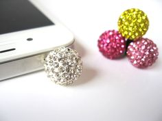 <Bling Bling Ball (ブリングブリングボール) for All Music Player> #iphone #tech #case #skin #accessory #fashion #geek #cute #apple #technology #products #design