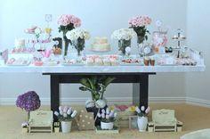 festa infantil; aniversário; tema;flores;jardim; decoração | maesdeplantao