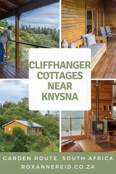 Cliffhanger cottages near Knysna: escape to the country - Roxanne Reid