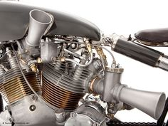"""Falcon Motorcycles """"Black Falcon"""".  I love the craftsmanship and the mechanical-ness of it."""