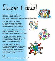 Educar                                                                                                                                                     Mais: