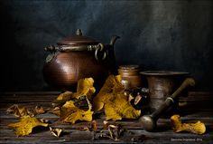 35PHOTO - Eleonora Grigorjeva - Медный цвет осени