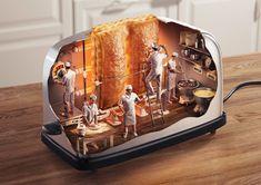 Worlds Smallest Bakery on Behance