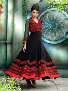 Anarkali Suits Online India | Buy Latest Designer Bollywood Anarkali | TurnStylish.com