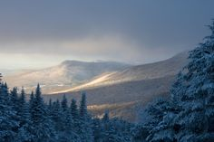 USA, Vermont, Killington, winter landscape Ben and Jerry's and XX other reasons Vermont should be your next trip Credit: Getty Images