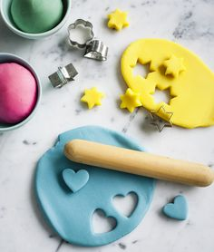 Playdough - Thermomix Cooking for your Baby and Toddler