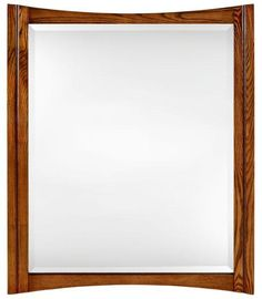 Interesting design for bathroom mirror