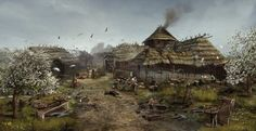 the witcher concept art - Google Search
