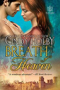 A knight who has known honor but never love and a mysterious huntress with a closely guarded secret share an arranged marriage with a surprisingly sensual consummation—and a fantastic adventure beyond imagination.  Boroughs Publishing Group is thrilled to publish Cindy Holby's epic Romance, Breath of Heaven.