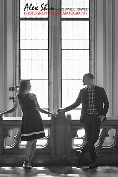 ALEX STUDIO PHOTOGRAPHY AND CINEMATOGRAPHY Maternity, Newborn, Head shot, Fashion portfolio Destination Wedding- Worldwide Travel Please contact us at 425.883.6800 http://www.alexphotography.com  info@alexphotography.com Engagement Photoshoot Session, Couple Portraits, shot at UW Suzzallo Library, black and white