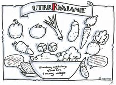 Utrrrwalanie Speech Room, Kids Education, Hand Lettering, Crafts For Kids, Logos, Children, Lyrics, Early Education, Crafts For Children