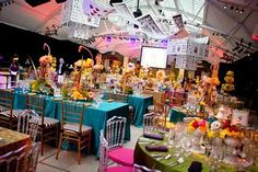 Photo Gallery: Adventures with Alice: Alison Silcoff Events Dreams up an Alice in Wonderland Theme for the Daffodil Ball | Special Events Magazine