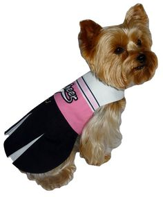Little Dog Clothes Pattern 1639 Cheerleader by SofiandFriends, $8.25