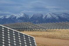 SUNPOWER powerplant (from inovelab on Tumblr) #sustainability #solar #green