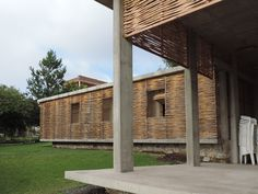 Gallery - In 4 Days, 100 Volunteers Used Mud and Reeds To Build This Community Center in Mexico - 25