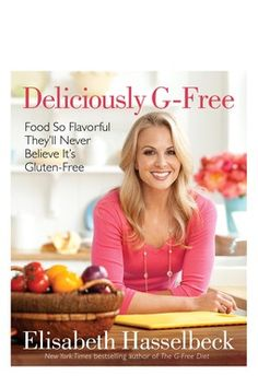 Cookbook - Deliciously G-Free.