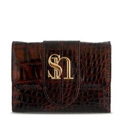 Susan Nichole Vegan Wallet Style #111 - Alyssa Wallet in Brown
