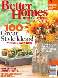 Free magazines mailed to your home