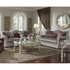 Aico Furniture - Monte Carlo II Living Room Collection