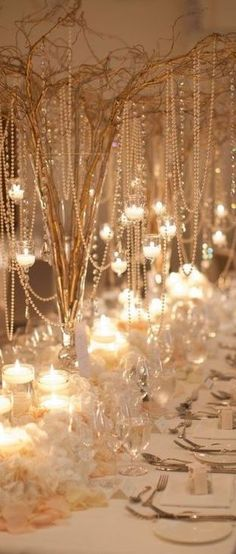 New Wedding Winter Flowers Centerpieces Reception Ideas Ideas Great Gatsby Wedding, Trendy Wedding, Dream Wedding, Wedding Day, Gold Wedding, Luxury Wedding, Wedding Beauty, Wedding Tips, Classy Wedding Ideas