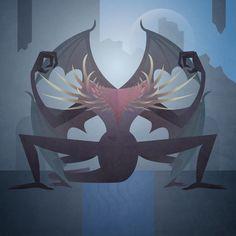 Dark Souls - Gaping Dragon